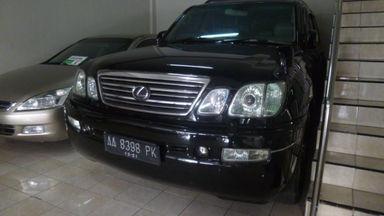 2004 Lexus LX 470 - Sangat Istimewa