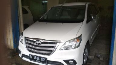 2013 Toyota Kijang Innova Venturer G - Istimewa Siap Pakai