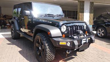 2012 Jeep Wrangler Unlimited JK - istimewa