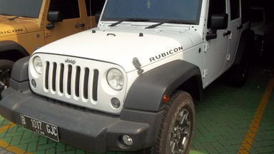 2015 Jeep Wrangler Unlimited JK - SUV Tulen, siap offroad! Tdp Minim Bisa Bawa Pulang Mobil