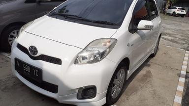 2012 Toyota Yaris E - Mobil terawat