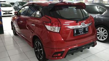 2017 Toyota Yaris S TRD - Kondisi Ciamik Full Orisinal (s-4)
