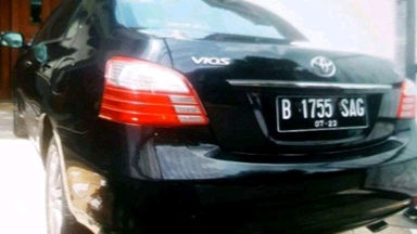 2012 Toyota Vios G - Promo Dp Ringan (s-1)