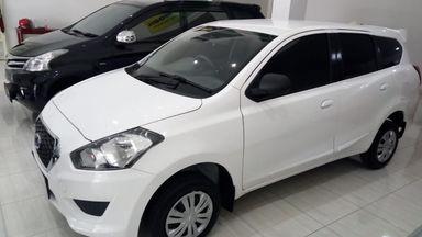 2015 Datsun Go+ MPV PANCA 1.2 MT - Km Rendah barang istimevvah (s-0)