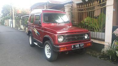 1997 Suzuki Katana GX - Katana GX thn 1997 pajak hidup panjang