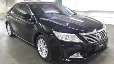 2013 Toyota Camry 2.5 V - Kondisi Mulus Tinggal Pakai (s-5)