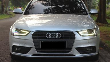 2012 Audi A4 TFSI PI - Mulus Siap Pakai