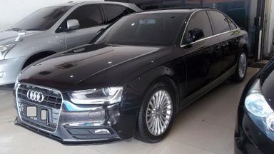 2013 Audi A4 1.8T - Sedan Mewah, Terawat Luar Dalam, Siap Pakai