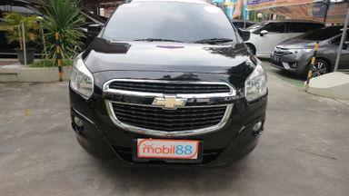 2014 Chevrolet Spin LTZ - Siap Pakai Dan Mulus