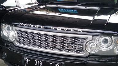 2008 Land Rover Range Rover Vogue 4.2 - Istimewa