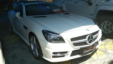 2013 Mercedes Benz Slk 250 AMG - Kondisi Mulus Istimewa