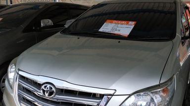 2013 Toyota Kijang Innova G - Kondisi Mulus Siap Pakai