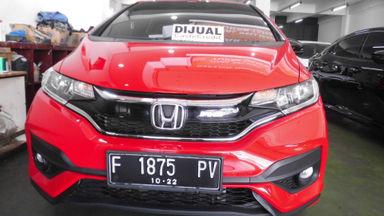 2017 Honda Jazz RS - Keren banget! Kondisi nyaris baru...low km. (s-1)