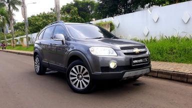 2011 Chevrolet Captiva Diesel - Harga Bersahabat