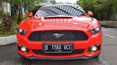 2016 Ford Mustang Eco boost - Terawat Siap Pakai