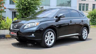 2011 Lexus RX 270 - Siap Pakai