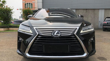 2016 Lexus RX 200t luxury - Istimewa dan Harga Bagus