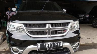 2014 Dodge Journey SXT - Like NEW TDP Rendah