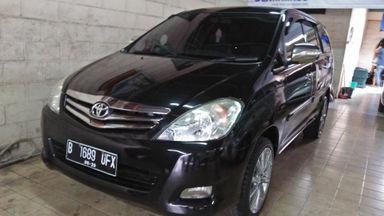 Jual Mobil Bekas 2010 Toyota Kijang Innova G Jakarta Utara 00ah741