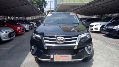 2018 Toyota Fortuner VRZ - Unit Istimewa (s-1)