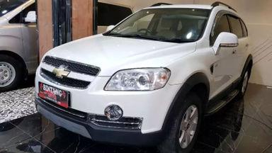 2011 Chevrolet Captiva 2.4 Bensin AT - Kondisi Istimewa