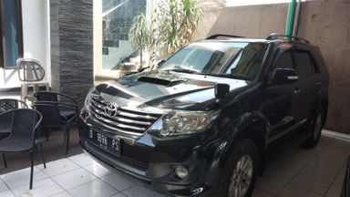 2013 Toyota Fortuner G - Matic Good Condition Harga Murah Tinggal Bawa