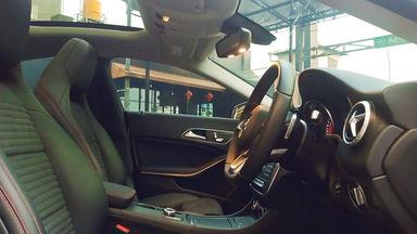 2018 Mercedes Benz CLA 200 Sport AMG - Km Rendah (s-7)