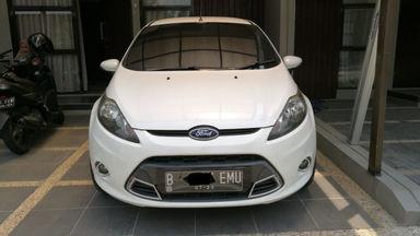 2013 Ford Fiesta Sport 1.6 - Nego Tipis