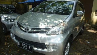 2012 Toyota Avanza ALL NEW G - Siap Pakai (s-0)