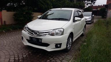 2014 Toyota Etios Valco G - Jual Murah Proses Cepat Tanpa Ribet