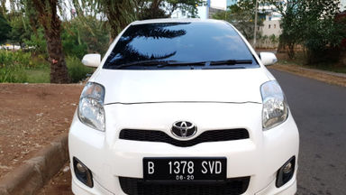 2012 Toyota Yaris S Limited AT - Terawat (s-1)