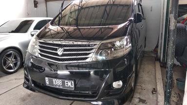 2005 Toyota Alphard G - mulus terawat, kondisi OK, Tangguh