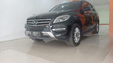 2013 Mercedes Benz M-Class Ml250 - Favorit Dan Istimewa