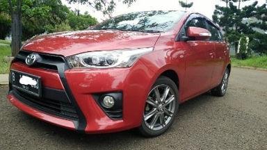 2015 Toyota Yaris G - Kondisi Mulus Bekas Berkualitas Mobil Bekas Murah Km Rendah Jarang Pakai