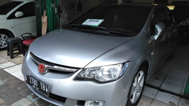 2009 Honda Civic ivtec - Barang Mulus dan Harga Istimewa