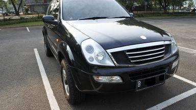 2004 Ssangyong Rexton RX280 Deluxe - Kondisi Istimewa