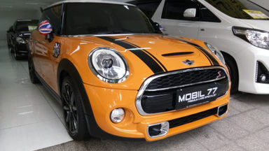2015 MINI Cooper S Turbo - Good Condition Siap Pakai