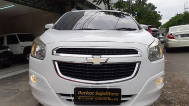 2013 Chevrolet Spin LTZ - Istimewa Terawat Siap Pakai km rendah (s-0)