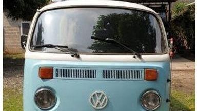 1979 Volkswagen Combi 1.6 MPV - Barang Antik