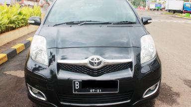 2011 Toyota Yaris E MT - KM 23 ribu asli gan (s-1)