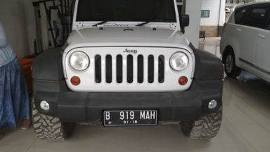 2012 Jeep Cherokee Rubicon - Good Condition