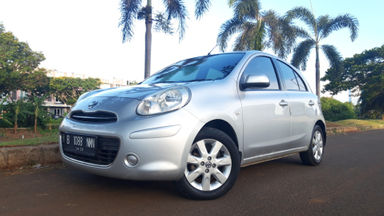 2012 Nissan March XS - Istimewa (s-0)
