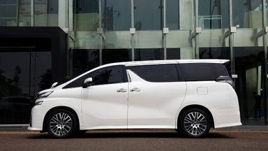 2015 Toyota Vellfire ZG Premium Sound - Mobil Pilihan (s-7)