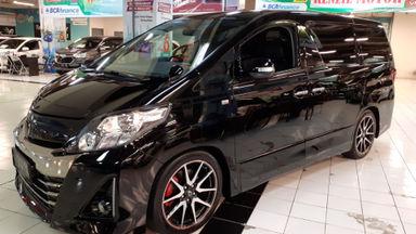 2013 Toyota Alphard Gs - Kondisi Ciamik,masih kyak baru