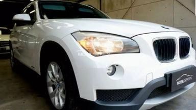2013 BMW X1 AT - Terawat Siap Pakai Body Istimewa