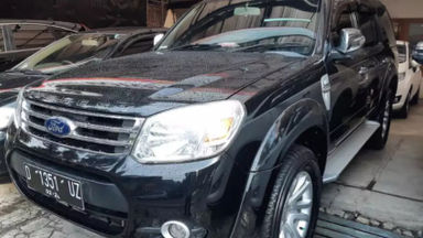 2013 Ford Everest Limited AT - Barang Mulus