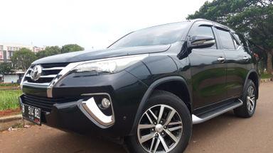 2016 Toyota Fortuner VRZ 4x2 - Istimewa siap pakai (s-0)