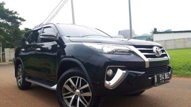 2016 Toyota Fortuner VRZ 4x2 - Istimewa siap pakai (s-1)