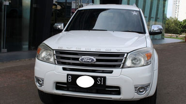 2012 Ford Everest LTD - Pemakaian Sangat Apik Dan Siap Pakai