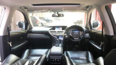 2013 Lexus RX RX - TERAWAT & SIAP PAKAI (s-6)